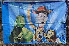 Toy Story Pillowcase Buzz Squeaky Toy Aliens Woody Rex Slinky Disney Bedding