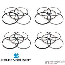 4 Kolbenringe Satz Kolbenringsatz KS Kolbenschmidt STD für SEAT VW (2062117)