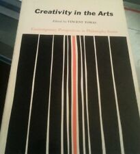 Creativity in the Arts by Vincent Tomas (1964 Softcover