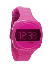 Authentic Nixon The Dash Pink Sports Watch. NEW IN BOX, RRP $129.95.