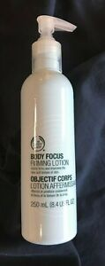 THE BODY SHOP BODY FOCUS FIRMING LOTION 8.4 OZ, NEW, RARE, DISCONTINUED,UNOPENED