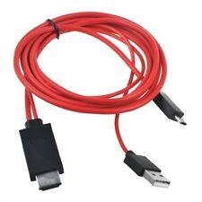Ablegrid MHL Micro USB HDMI Cord Adapter for Samsung Galaxy Tab Pro 12.2 SM-T900