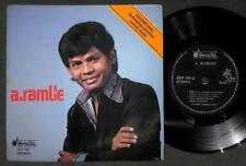 "Rare Singapore Malay A.Ramlie Sung P Ramlee Song Nak Dara Rindu 7"" MEP511"