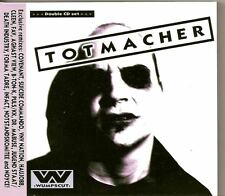 WUMPSCUT Totmacher DOUBLE CD BOX ** german industrial