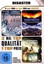 Disaster Box-Supernova/Meteor Apocalypse / NEU / DVD ##