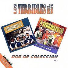 FREE US SHIP. on ANY 2 CDs! NEW CD Los Terribles Del Norte: Dos De Coleccion 3