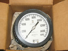 "Weksler 1500 PSI Pressure Gauge with 3/4"" Connection"