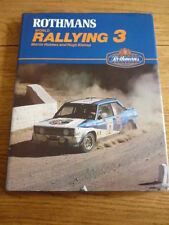 World Rallying: No. 3 by Martin Holmes, Hugh Bishop (Hardback, 1981)