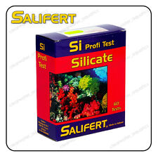 SALIFERT SILICATE Si Profi TEST KIT Marine Reef FISH TANK Water Testing Aquarium
