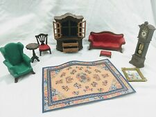 Playmobil #5320 5301 Victorian Mansion living room parlor parts
