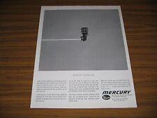 1962 Print Ad Mercury Outboard Motors Jet-Prop Fond du Lac,WI