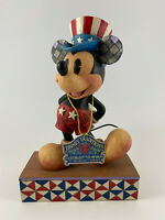 Walt Disney Show Case Collection Star Spangled Statesman Mickey Mouse 4027133