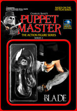 """Puppet Master Blade 3.75"""" Re- Action Action Figure 091FM02"""