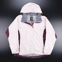 THE NORTH FACE HyVent Pink 00s Nylon Casual Outdoor Jacket Womens L
