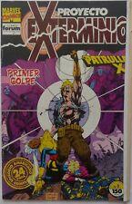 Comic Proyecto Exterminio, Numero 1,Marvel comics,Patrulla X, Stan Lee