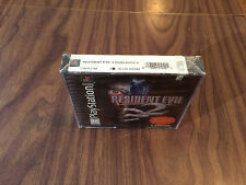 Resident Evil 2: Dual Shock (Sony PlayStation 1, PS1) Brand New -- HAS WEAR --