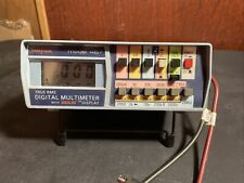 True Rms Digital Multimeter Model 467 Simpson Electric Untested Unit