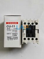 1PC nouveau pour Teco contacteur CU-27 110 V Livraison gratuite