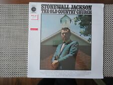 Stonewall Jackson - The Old Country Church - in shrink wrap - near mint