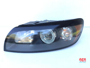 2007-2010 Volvo C30 Left Driver Side Headlight Head Lamp HALOGEN OEM 31283273 LH