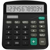 Kenko Calculator Standard Function Desktop Calculator - Large 12-digit kk-837B