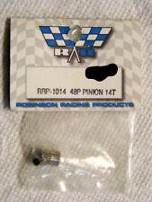 RRP #1014 Robinson Racing Steel 48P Pinion Gear (3.17mm Bore) (14T)
