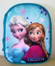 sac à dos Frozen 20 cm Sac à dos bleu neuf disney backpack elsa anna frozen
