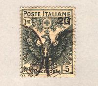 Italy - Sc# B4 Used   /   Lot 1219193