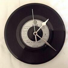 STATUS QUO Clock Vintage Original 7 inch Record Birthday Christmas  Day Gift