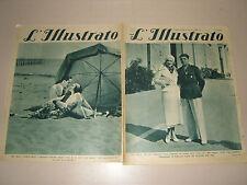 ILLUSTRATO=15 SETTEMBRE 1932=ATTILIO PAVESI ANITA PAGE=MARY BRIAN FREDRIC MARCH