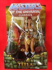 Teela Masters of the Universe Classics Motu Figure Mattel Sealed