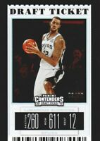 2019-20 Contenders Draft Picks VARIATION Draft Ticket #35 LaMarcus Aldridge /99