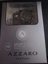 Azzaro Parfums HD 2.0 Inch LCD Screen Sport Cam Waterproof 30m