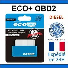 1x ECO OBD2 Chip Tuning Box Drive Économiseur de carburant pour voiture DIESEL