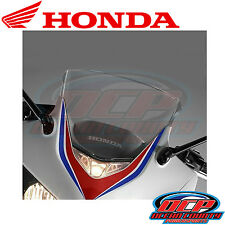 NEW GENUINE HONDA 2013 2014 2015 CBR500R CBR 500 R OEM FRONT WINDSCREEN