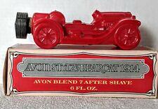 Avon Stutz Bearcat 1914 Decanter w/Box 6oz. Blend 7 Lot 57