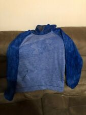 Youth XL Under Armour Hoodie Blue