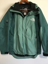 The North Face Size Small Summit Series Lined Full Zip Jacket Gore Tex