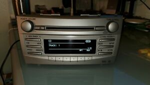 2009-2011 TOYOTA Camry Radio Stereo MP3 CD Player Bluetooth A51888 Factory OEM