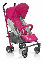 Poussettes et systèmes combinés de promenade roses panier pour bébé dès la naissance