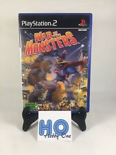 War of the Monsters - Playstation 2 / PS2 - PAL - Complet - TBE
