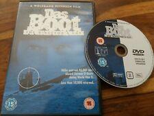 Das Boot - Wolfgang Petersen Directors Cut UK R2 DVD Mint