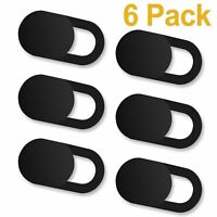 6pcs Ultra-Thin Webcam Covers Web Camera Cover for Laptops Macbook  Devices