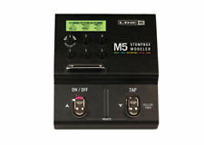 Line 6 M5 Stompbox Modeler Multi-Effects - FREE 2 DAY SHIP