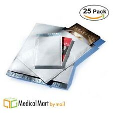 """25 #000 Poly Bubble Mailers Padded Envelopes 4"""" x 8"""""""