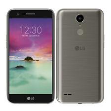 MOVIL SMARTPHONE LG K10 2017 - DUAL SIM - NUEVO Y LIBRE - BLANCO, NEGRO Y ORO
