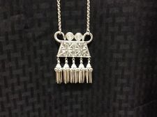 vintage Hmong Silver Necklace (handmade)