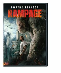 Rampage: Special Edition (DVD, 2018, 2-Disc Set)