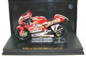 Aprilia RSV250 No.7 Randy de Puniet (2004)