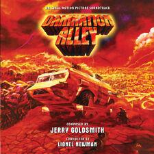 LES SURVIVANTS DE LA FIN DU MONDE (MUSIQUE DE FILM) - JERRY GOLDSMITH (CD)